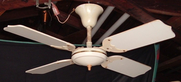 Includes A Model Labeled Super Deluxe Ac Ceiling Fan With The Same Number: Heirloom Ceiling Fan Wiring Diagram At Johnprice.co