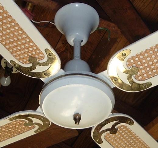 moss tropical breeze ceiling fan model n-101 c