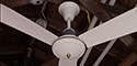 Moss Tropical Breeze Metal Blade Ceiling Fans Model TF-348