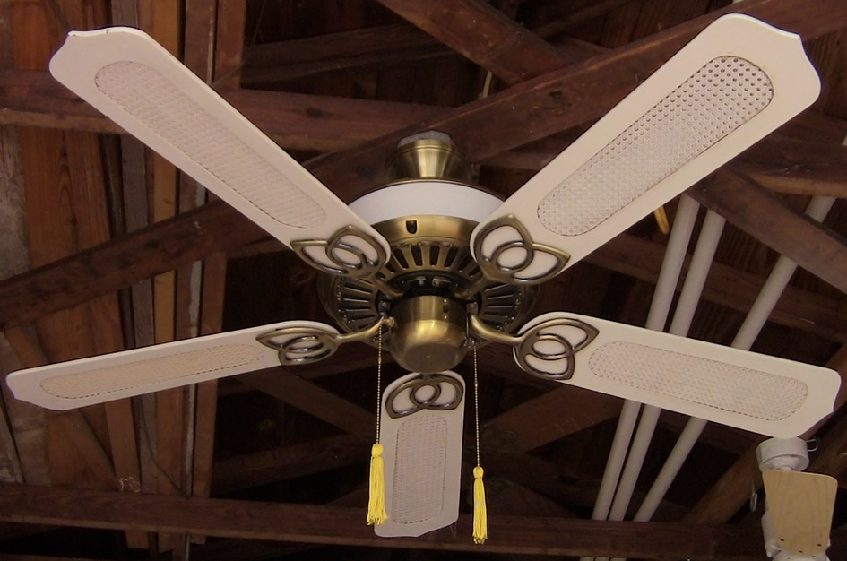 1980s Ceiling Fans : North american fan company ceiling from the mid s