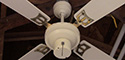 NuTone Slimline Ceiling Fan Model PFL-36