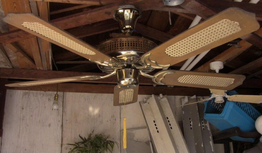Saff Enterprise Co Ltd Early Day Five Paddle Ceiling Fan
