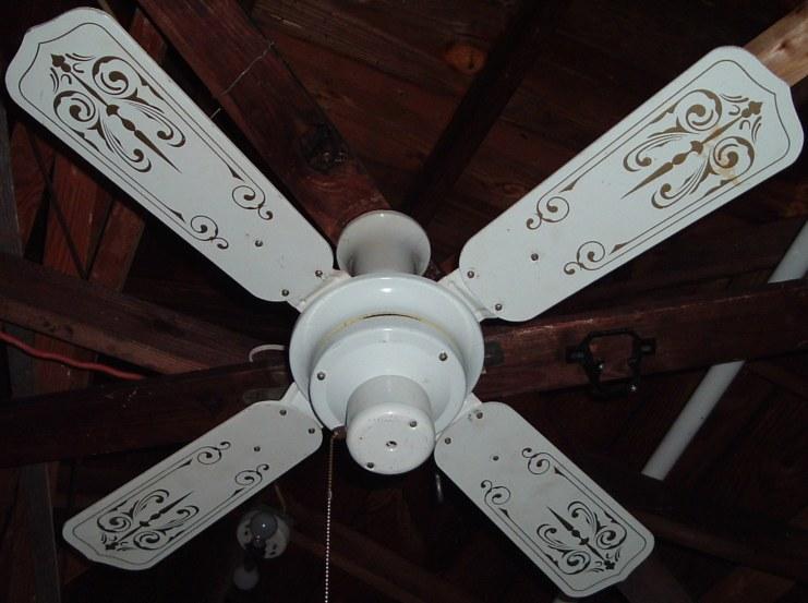 Saga Crown Colony Ceiling Fan Model Cf Am36
