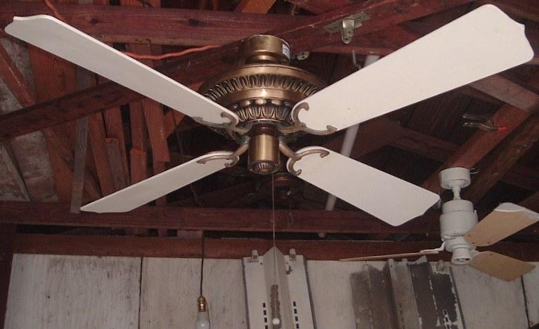 Sears Ceiling Fan Model 453 107200