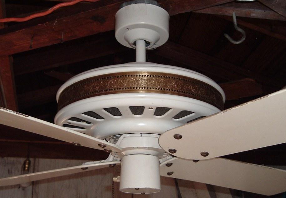 sears turn of the century ceiling fan model. Black Bedroom Furniture Sets. Home Design Ideas