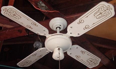 S M C Laguna Ceiling Fan Model Kb 36 Late 1980s