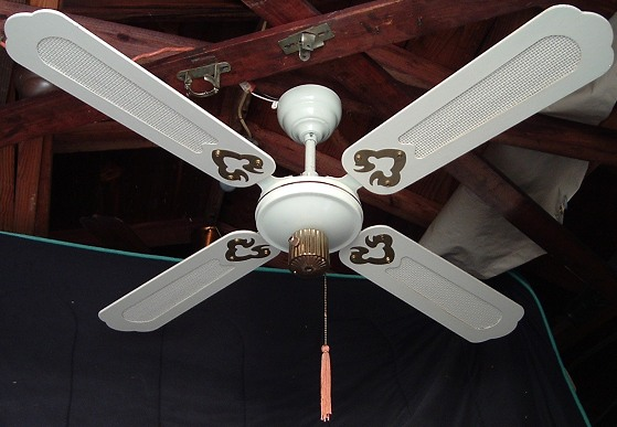 1980s Ceiling Fans : S m c laguna ceiling fan model kb early to mid