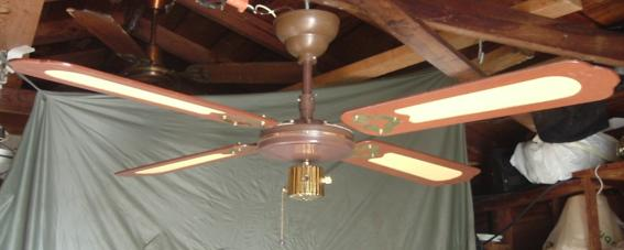 S M C Laguna Ceiling Fan Model Kb52 48 42 Early To Mid