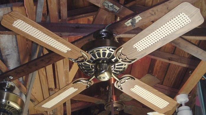 S M C Ceiling Fan Model A52 Sa101