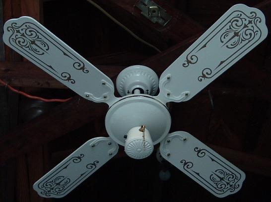 Universal Decarative Ceiling Fan S M C Model Dc52
