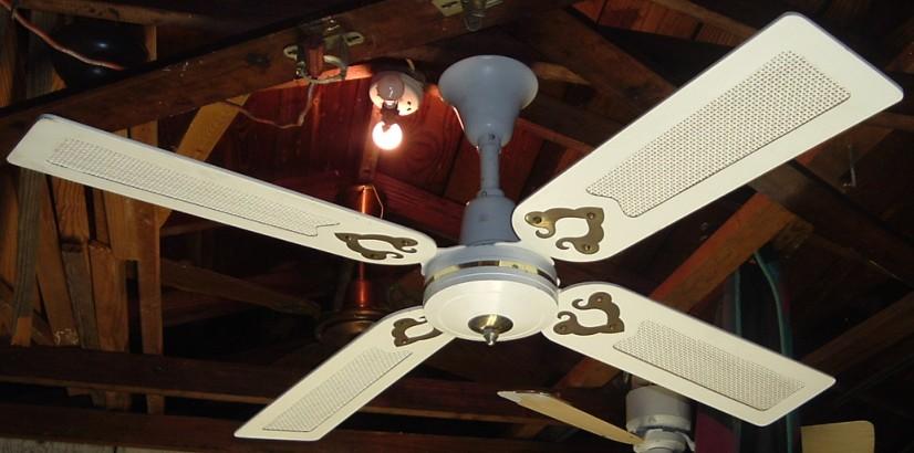 Southern Breeze Fan Company Ceiling Fan Model C