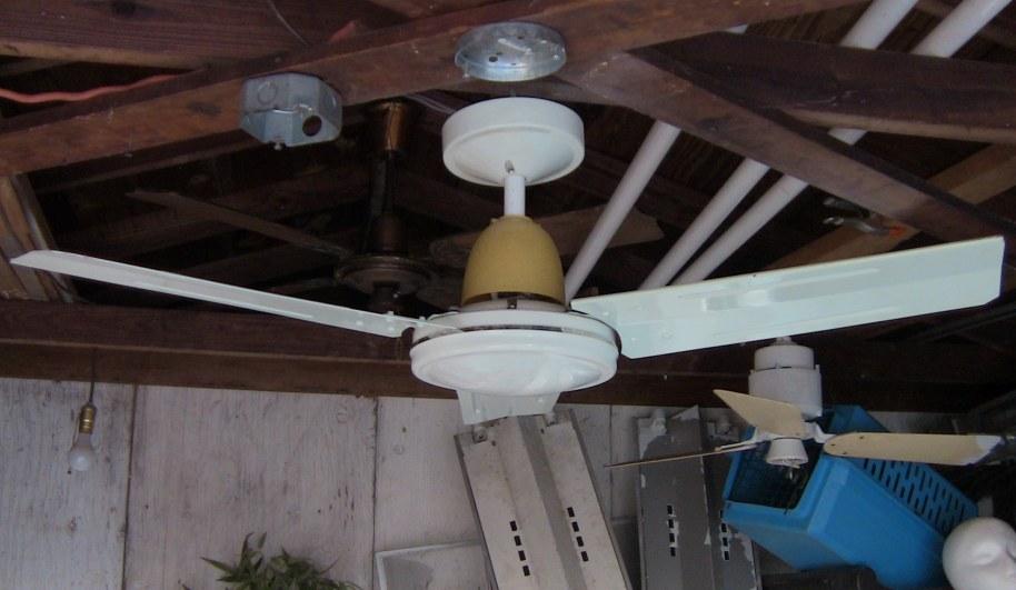 Southern Breeze Gulf Breeze Metal Blade Ceiling Fan Model