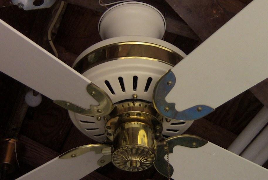 Spartan Electric Co The Centennial Ceiling Fan Model E3800