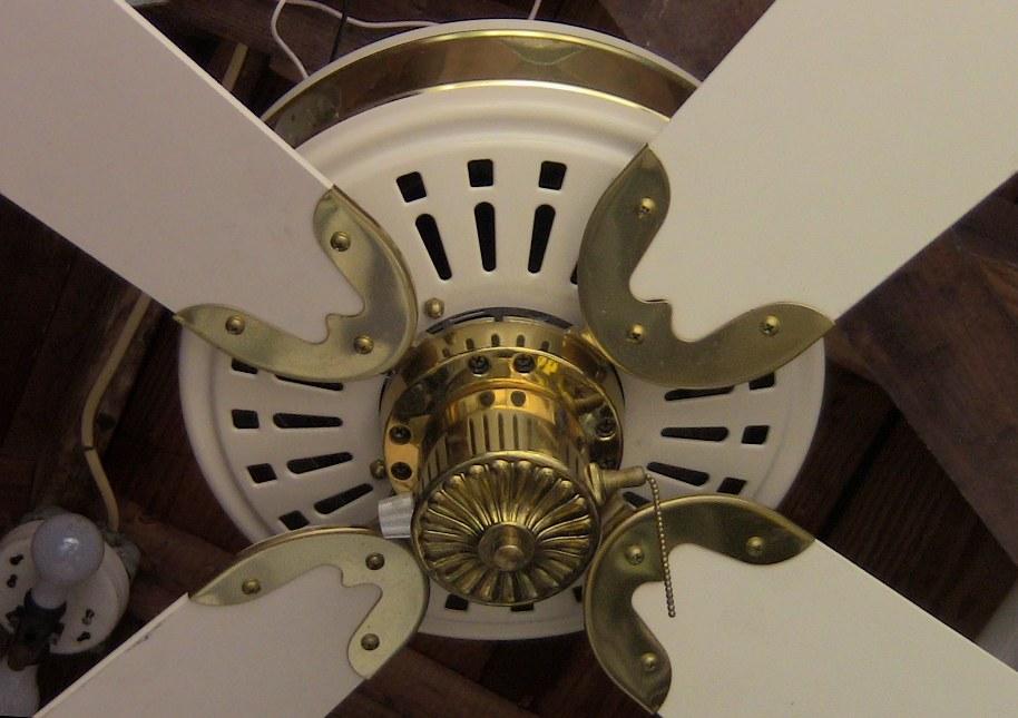 Spartan Electric Co The Centennial Ceiling Fan Model E5200