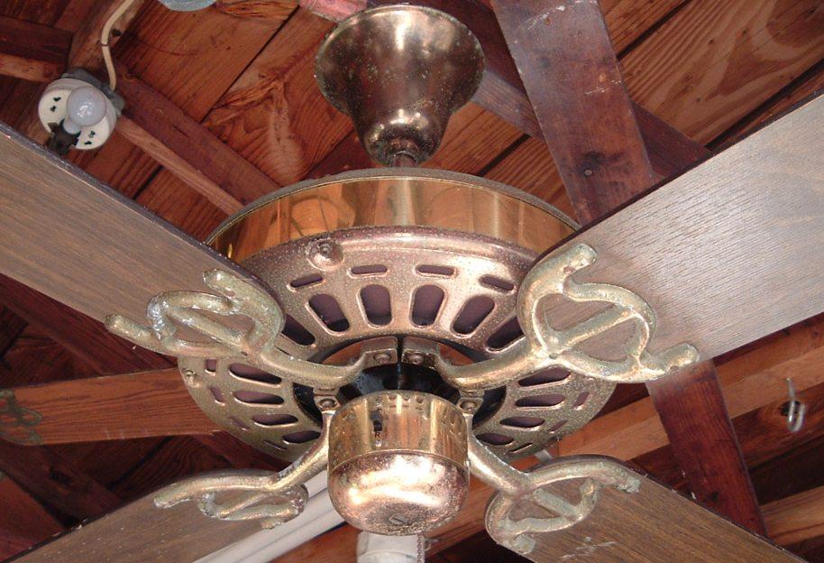 Tat Deluxe Ceiling Fan Model Bdf52cb Bb