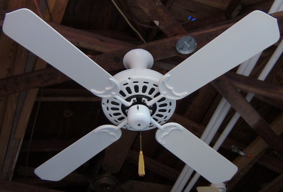 Tat Deluxe Ceiling Fan Model Bdf52cb Wh