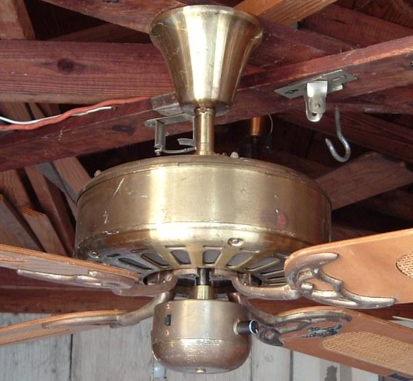 Toastmaster Ceiling Fan Model 224529