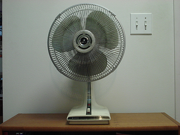 12 Quot Sanyo Desk Fan Vcf Member Galleries