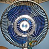 #05 Super 30 cm Desk Fan