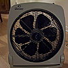 #04 WindChaser 360° Air Circulator 40 cm Floor Fan
