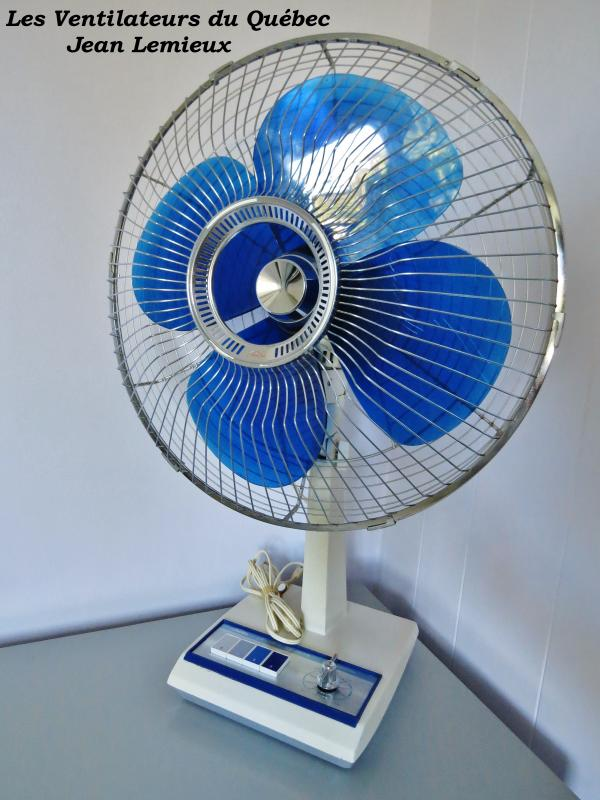 #19 Toshiba Crystal Zephyr 40 cm Desk Fan