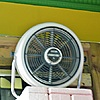 Seabreeze Turbo-Aire 30 cm Floor Fan
