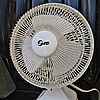 #10 Super 15 cm Desk Fan