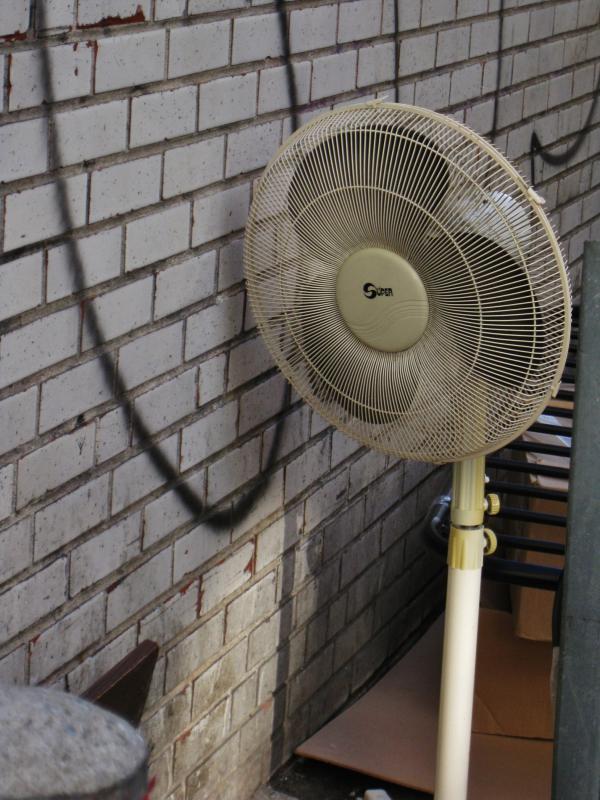 Super 16'' Pedestal Fan by Jean2291 in Super