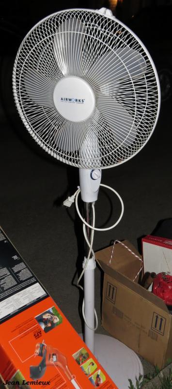 Airworks 16'' Pedestal Fan by Jean2291 in Super