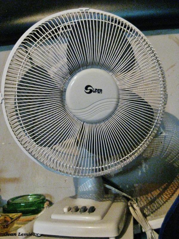 Super 12'' Desk fan