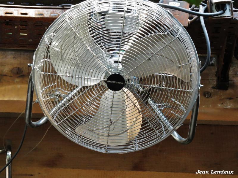 Bionaire High Velocity 45 cm Floor Fan
