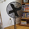 Rona Collection 16'' Pedestal Fan