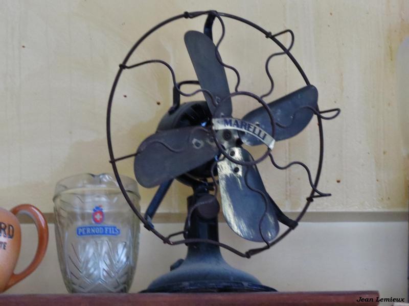 Marelli 30 cm Desk Fan