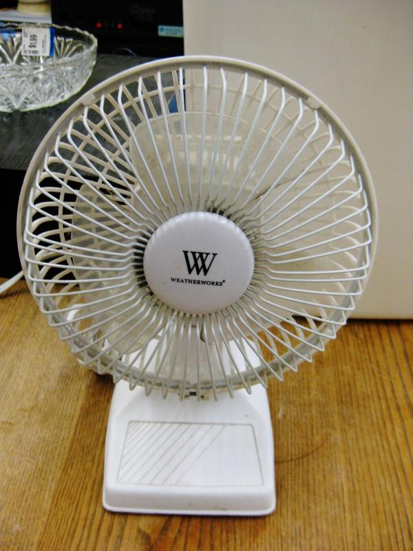 Weatherworks 6 Desk Fan Vcf Member Galleries