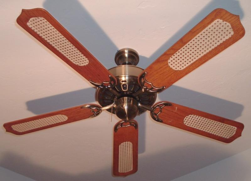 1980s Ceiling Fans : Your installs vintage ceiling fans forums