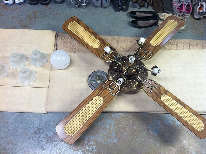 ceiling fan 1 by Adam D in For Sale 8-3-2012