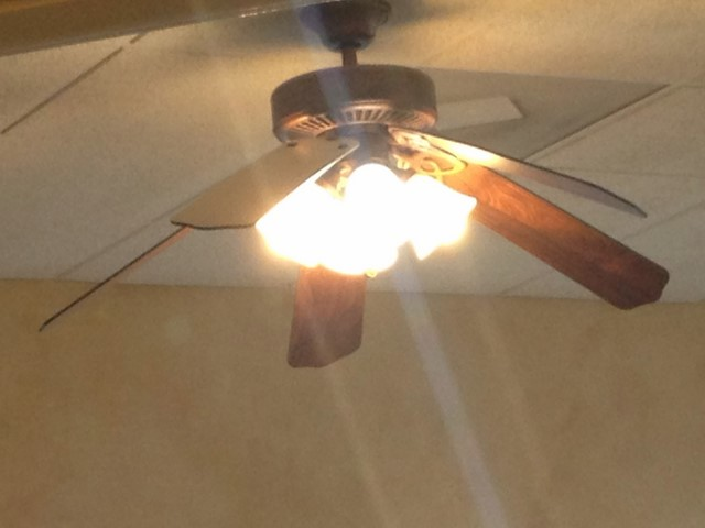 Hampton Bay Huntington Iii Vcf Member Galleries Excellent Oval Brown Modern Ceiling Fan