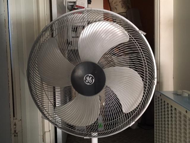 GE 19 inch stand fan by MattS in Walmart