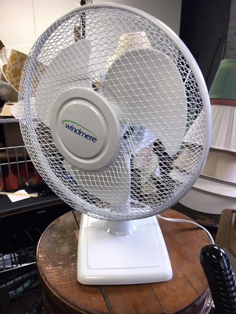 Windmere 12'' Desk Fan by MattS in Windmere