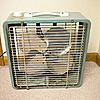 "Eskimo (McGraw-Edison) Box Fan (12"")"