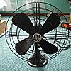 "General Electric ""Standard"" Oscillating Fan (16"")"