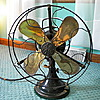 "General Electric ""AOU"" Oscillating Fan (12"")"
