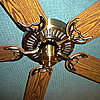 "Hunter Quiet Breeze II Ceiling Fan (52"")"
