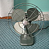 "Kenmore (Mimar) Desk Fan [Model 124.8040] (8"")"