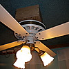 "Sears (Emerson) Turn Of The Century Ceiling Fan (52"")"