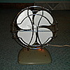 "Superior Electric (Superlectric) Desk Fan (8"") by Rick M. in Superlectric (Superior Electric Products Corp.)"