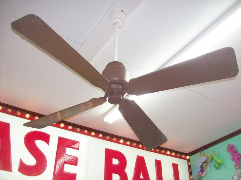"""Emerson Heat Fan 52"""""""