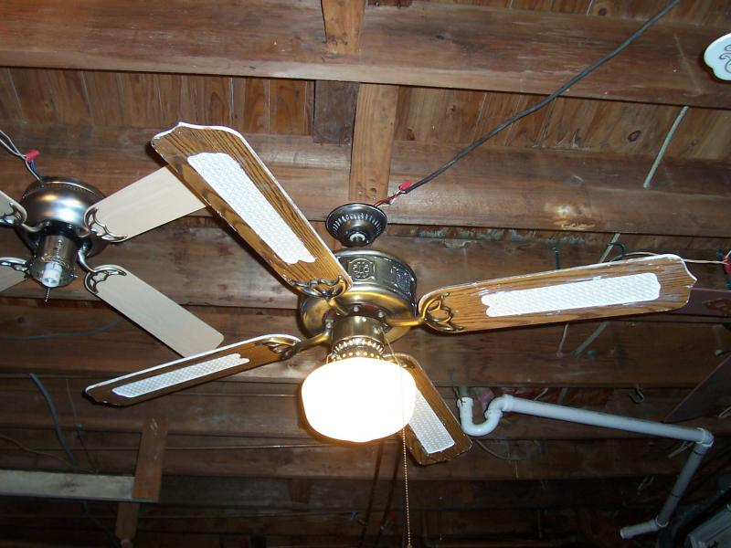 Halsey Ceiling Fan on