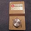 Gold Wheel regulator (small)