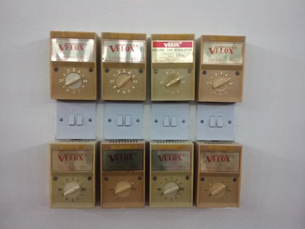 Velox Regulators by The Tais in Velox
